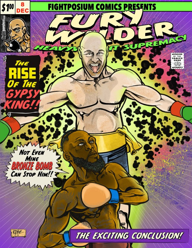 Deontay Wilder vs Tyson Fury in, The Rise of The Gypsy King - The Exciting Conclusion!